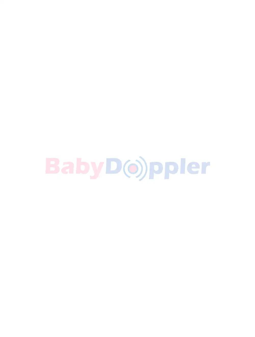 Bess H Carter using pink Sonoline B Fetal Doppler by Baby Doppler