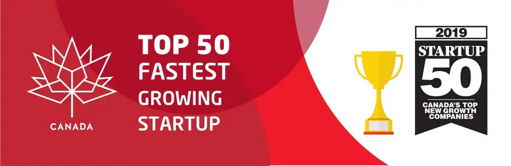 Top 50 Fastest Growing